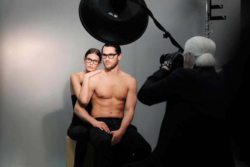 Karl Lagerfeld photo 5
