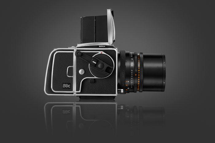 Hasselblad выпускает цифровой задник для камер серии V.