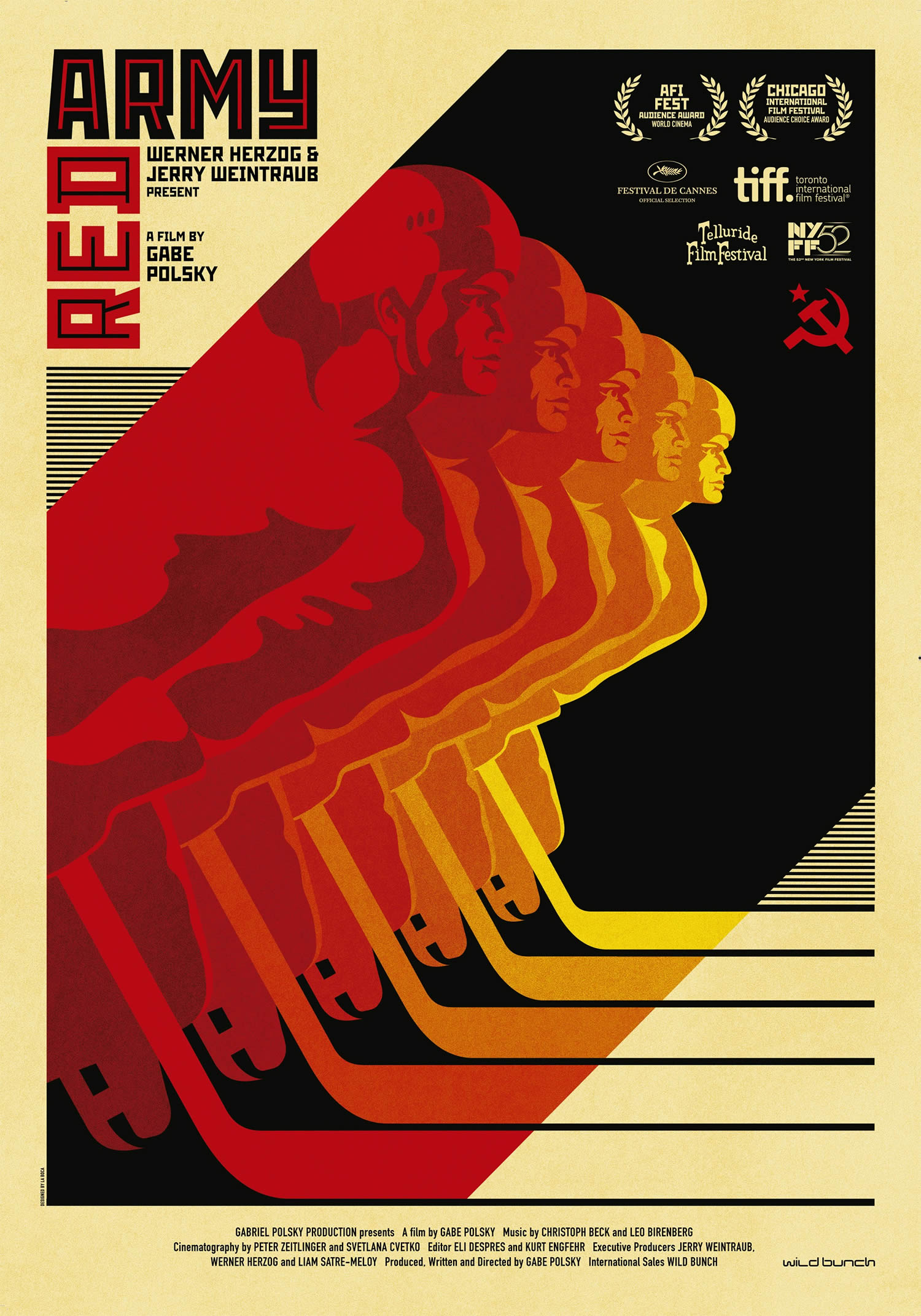 Illusion Picks 2015's Best Movie Posters — Bird In Flight
