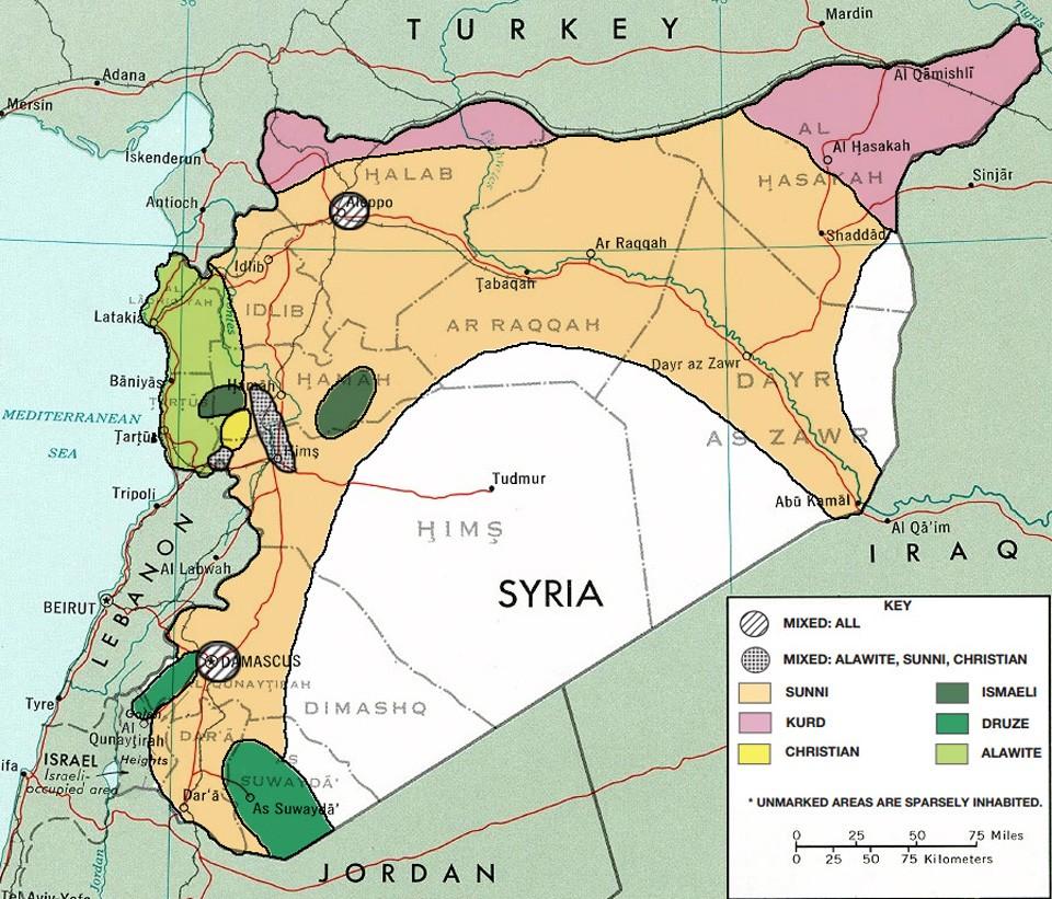 10 нестыдных вопросов о войне в Сирии