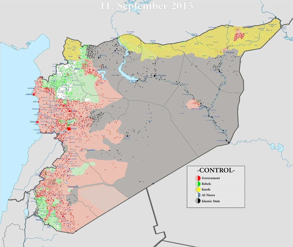 10 questions about the war in syria that you were too embarrassed to