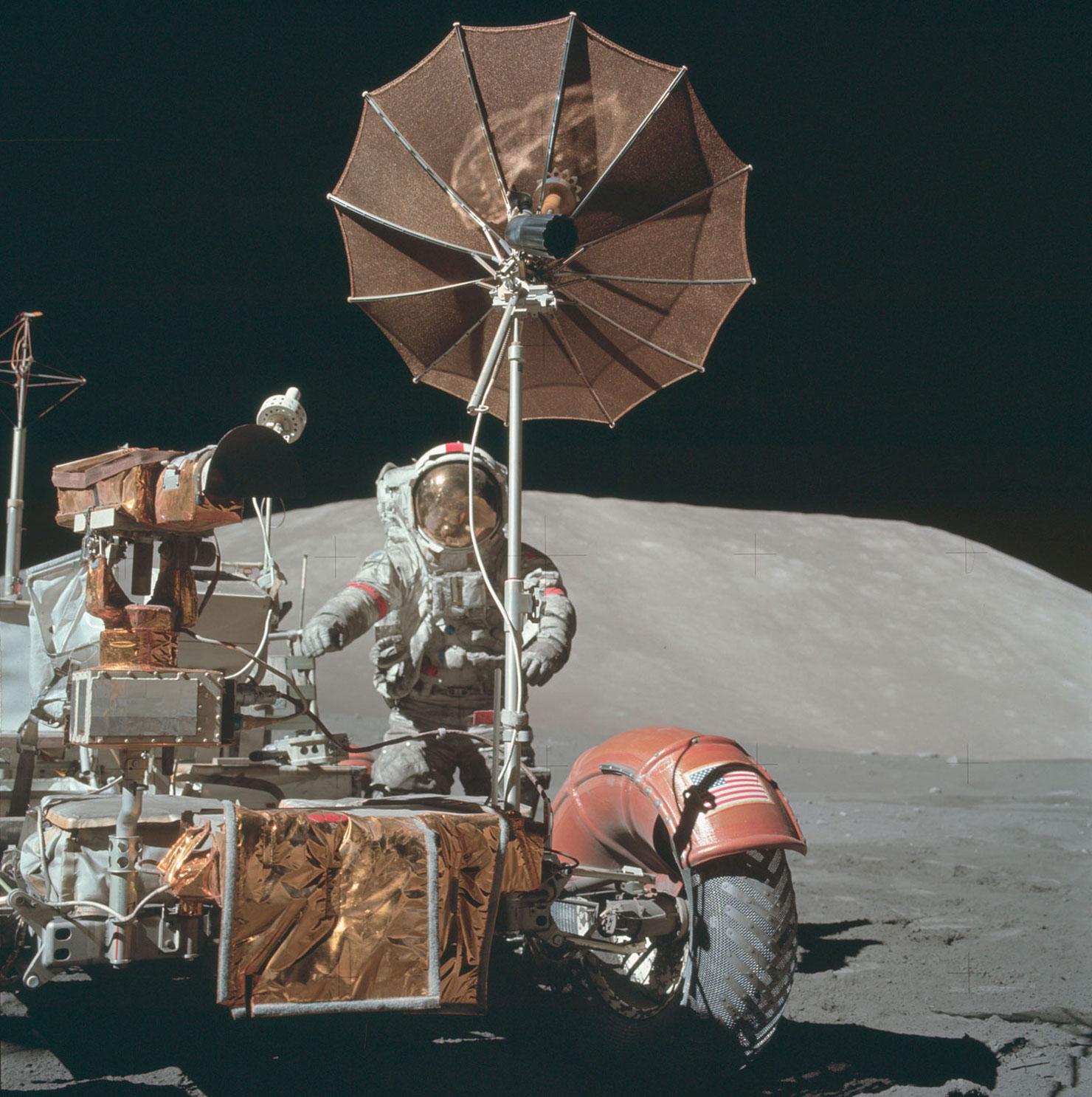 Хватит врать: Новые фото высадки на Луне — Bird In ...