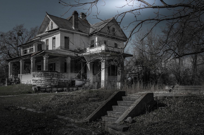 картинки загадочных домов было