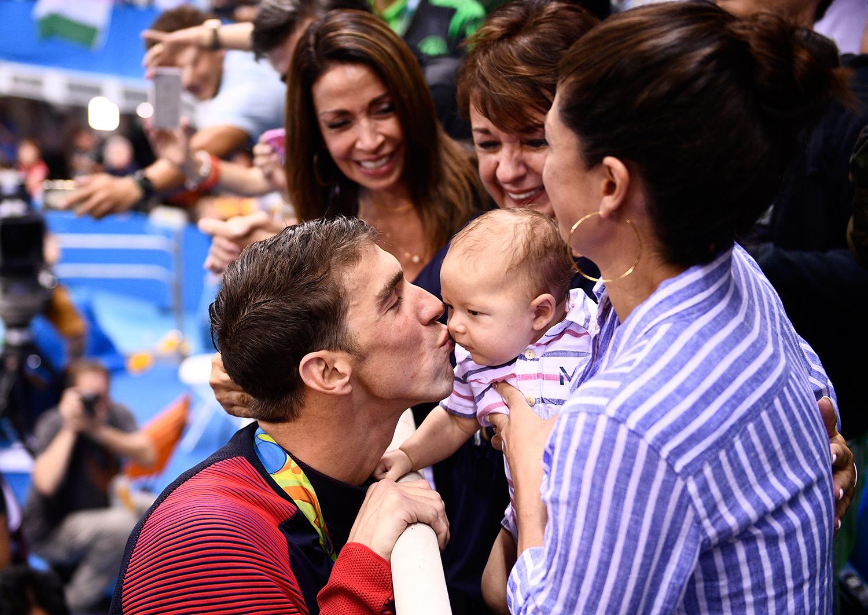 расскажем, майкл фелпс и его семья фото учим вас мыслить