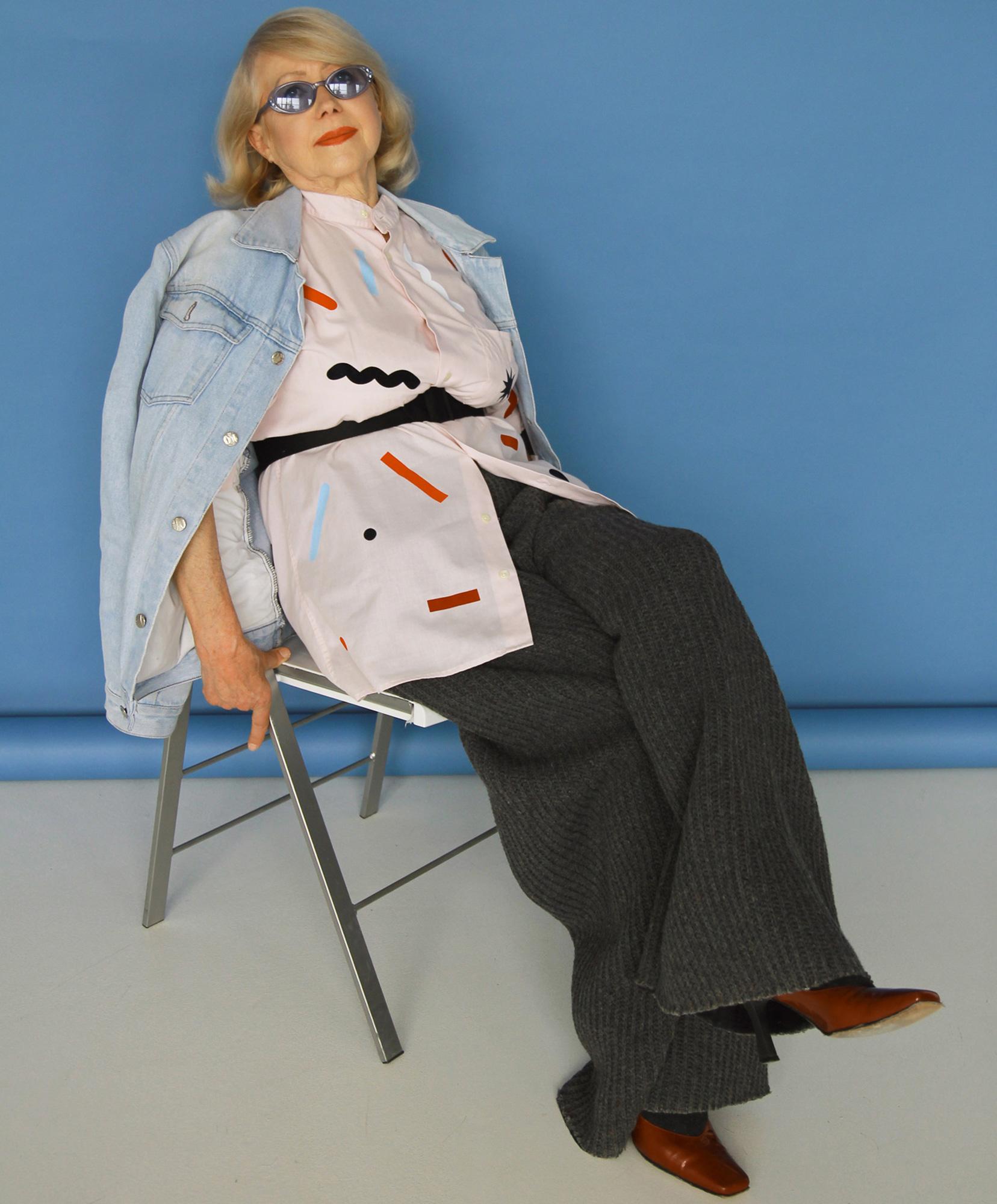 Работа моделью женщина за 60 лет ксюша попова инстаграм